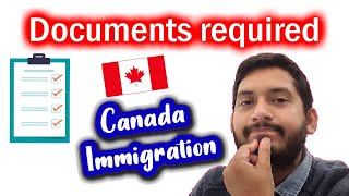 Documents required for Express Entry / PNP | Canada Immigration