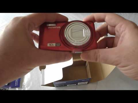 OLYMPUS VR-310 UNBOXING (Greek)