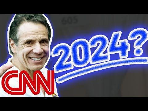 President Andrew Cuomo? Maybe