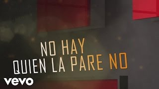 """J Alvarez - No Hay Quien la Pare (Lyric Video) ft. Tito """"El Bambino"""" El Patrón"""