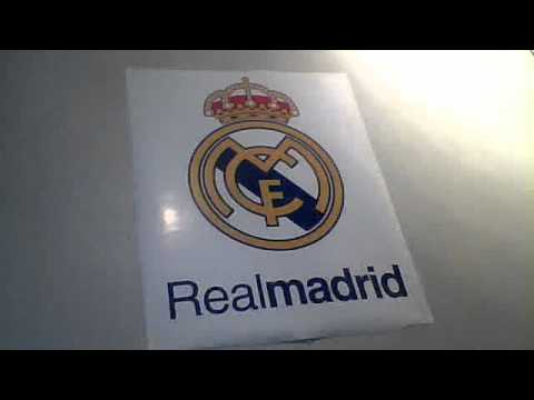 real madrid rules poster
