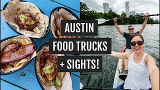 Our Perfect Day In Austin, Texas: Food Trucks + Things To Do!