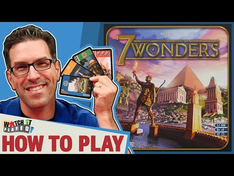 7 Wonders - How To Play