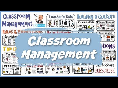 Classroom Management - YouTube