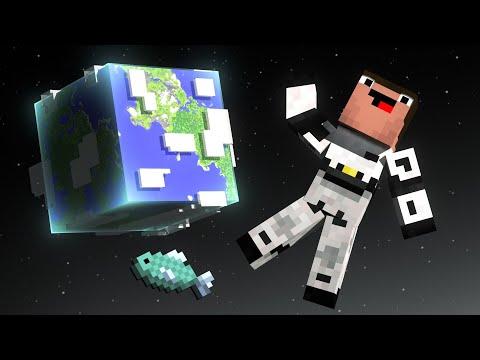 SPACE DERP (Minecraft Animation)