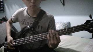 Arctic Monkeys - What if you where right the first time (bass cover)