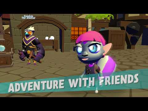 Vidéo Pocket Legends Adventures