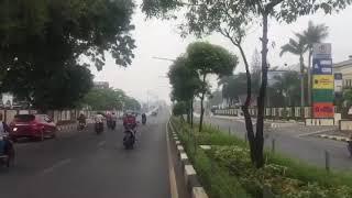 Kabut Asap Mulai Menyelimuti Kota Banda Aceh