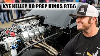 KYE KELLEY VS DADDY DAVE FOR $10K! SWATS BIRDMAN ~ TURBO CADDY! KAMIKAZE GETS THE BEST OF HIM! RT66!
