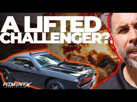 He Did What To His Dodge Challenger!?