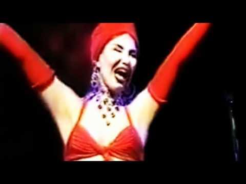 Mamãe Eu Quero (Taí) - Carmem Miranda por Rosana Fiengo (1999)