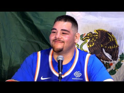 Andy Ruiz Jr Full Post-Fight Press Conference After Shock Win Over Anthony Joshua