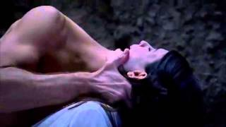 True blood 6x04 -Eric turns Willa into a Vampire