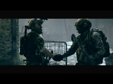 Trailer de Medal of Honor: Warfighter