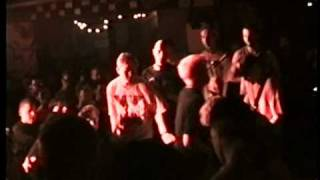 UPRIGHT as Youth of Today Cover Festival AJZ - Wake up and live JUDGE SXE