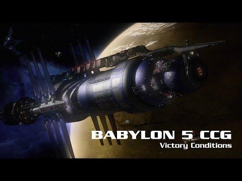 Babylon 5 CCG - Victory Conditions