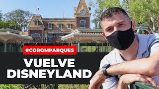 ¡HA REABIERTO DISNEYLAND RESORT! | Primera Fase: Downtown Disney Con Nuevas Medidas De Seguridad