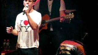 Joey McIntyre - Stay the Same (with Waffle House Jacket intro!)