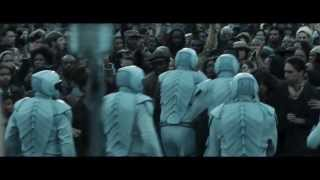 Phantogram - Lights (The Hunger Games: Catching Fire fanmade Trailer)