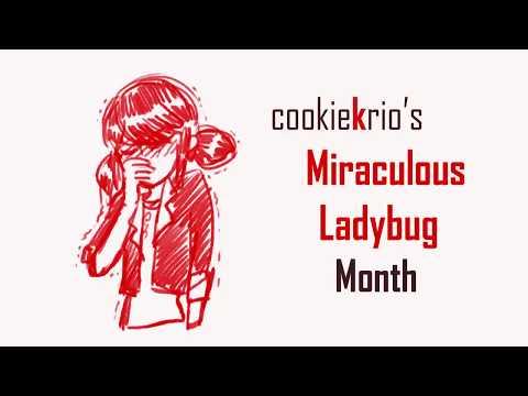 """Miraculous Ladybug Comics Chat Noir """"Cookie Krio's"""""""
