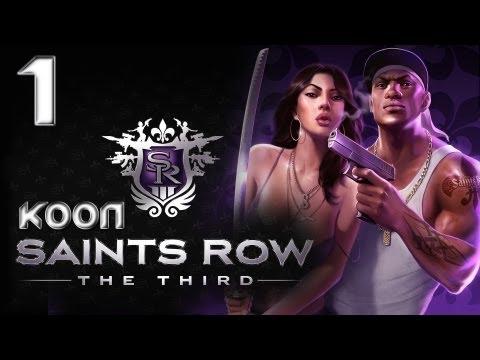 Saints Row 3 - Кооператив - Прохождение [#1]