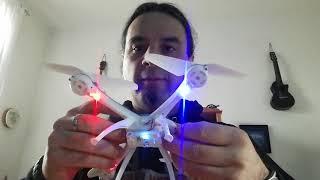 Jamara Cyanos Altitude Drohne Review