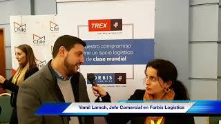 #Entrevista a Yamil Larach de Forbis Logistics