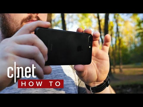 Four iPhone camera apps that let you take photos like a pro (CNET How To)