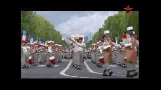 Воины мира!Французский Иностранный Легион!