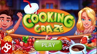 Cooking Craze – A Fast & Fun Restaurant App Gameplay Video