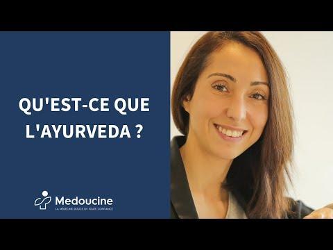 Définition de l'ayurveda par Amélie Clergue Vaurès
