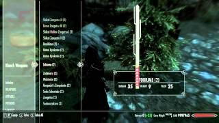The Elder Scrolls Skyrim: Bleach Total Conversion Mod