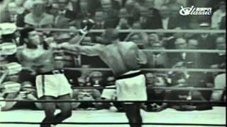 Sonny Liston vs Muhammad Ali  I