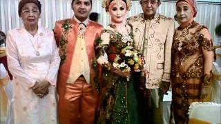 preview picture of video 'pernikahan adat bugis modern 2012'