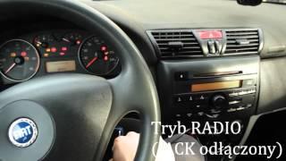 Fiat Stilo AUX (Phone Mode) Automatic Switching