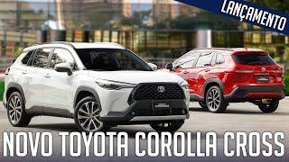 Novo Toyota Corolla Cross