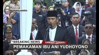 Usai Kenang Ani Yudhoyono, AHY: Selamat Jalan Memo, We Love You!
