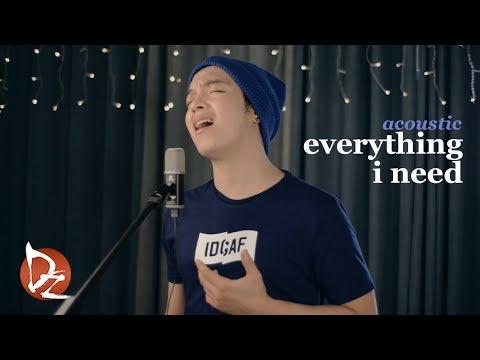 Aquaman OST - Everything I Need (Acoustic Cover) - Sam Mangubat