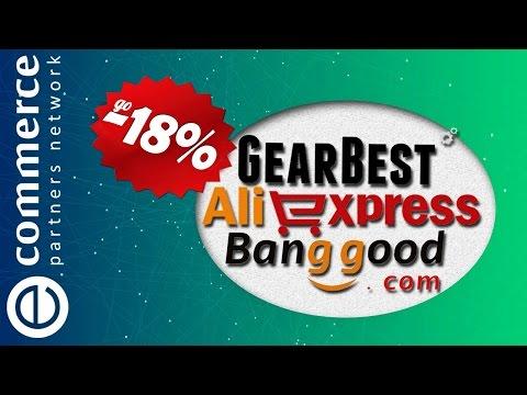 ePN Cashback: лучшая партнёрская программа Aliexpress, Gearbest и Banggood. Заработок на покупках