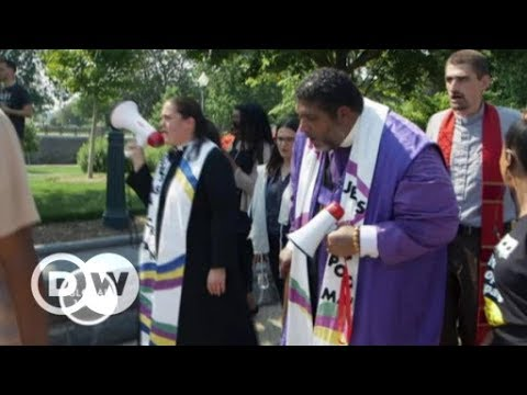 USA: Poor People's Campaign 2.0 picks up where MLK left off | DW English