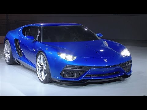 NEW Lamborghini Asterion LPI 910-4 - World Premiere
