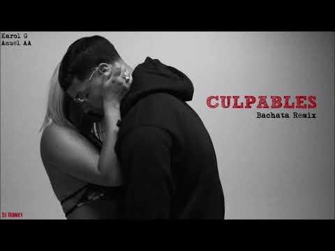Karol G, Anuel AA - Culpables (DJ Tronky Bachata Remix)