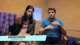 3OH!3 - Double Vision Fan Created Video