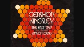 Gershon Kingsley - The First Step (Sea Of Tranquility)