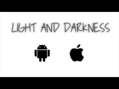 Video of Light and Darkness