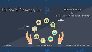 The Social Concept, Inc. - Expert Website Design