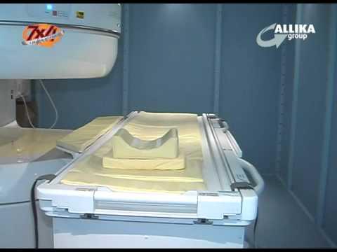 E possibile fare CT della colonna cervicale