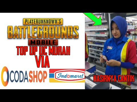 Cara Top Up UC Pubg Mobile Di CodaShop ! | ANTITV TUBE