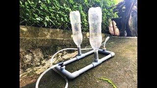 Hệ thống bơm tăng áp lực nước tự chế có thật sự hoạt động hiệu quả?