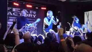 Fear Factory - New Breed LIVE Corpus Christi Tx. 3/28/16